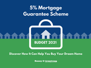 5% Deposit Mortgages - What Does It Mean For You?