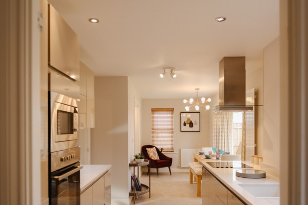 The Gilling by Bussey & Armstrong. Building New Homes in West Park, Darlington-2