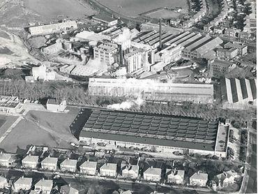 Factory at West Park Darlington - New Ho