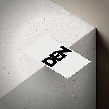 Den Artists - Logo