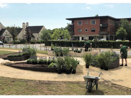 Planting Zero Point - West Park