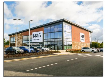 Marks & Spencer Opens - West Park, Darlington