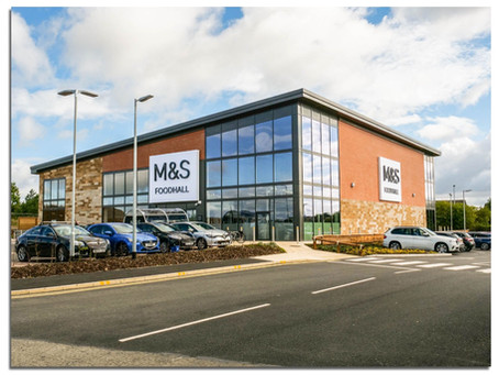 Marks & Spencer Opens - West Park, Darlington