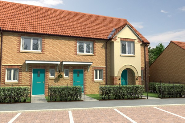 The Belsay, Affordable New Homes In West Park_1