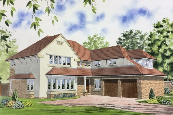The Carlto, West Park, Darlington, New Homesby Bussey & Armstrong