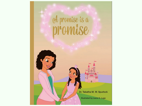 A promise is a promise - Autographed