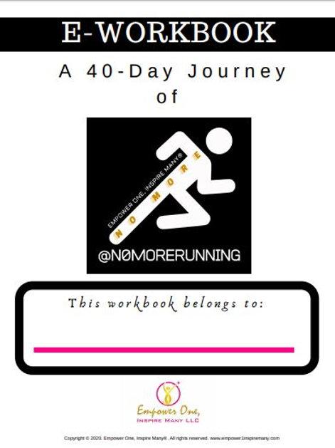 40-Day Journey eWorkbook