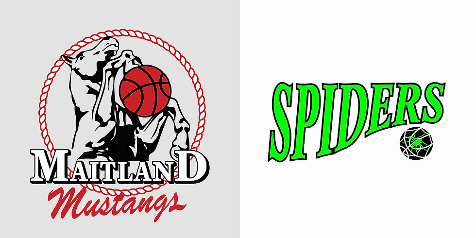 Home Game DOUBLE HEADER: Mustangs vs Hornsby Spiders