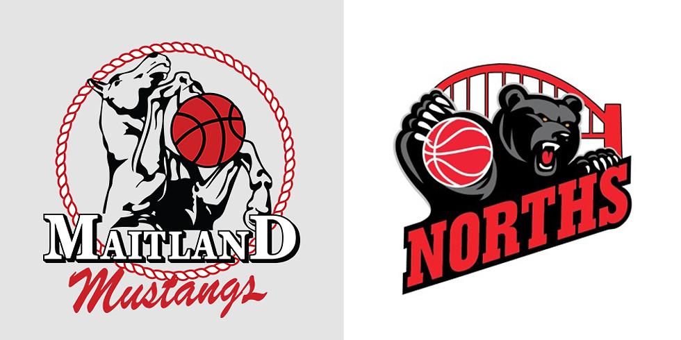 Home Game: Mustangs vs North Bears