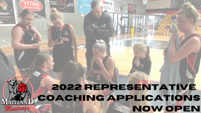 2022 Mustang Representative Coaching Applications