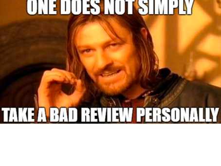 Why do we believe our worst reviews?