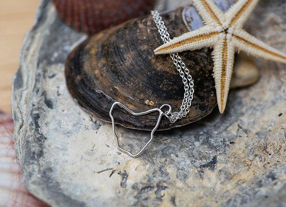 Tassie Necklace - Fixed Pendant