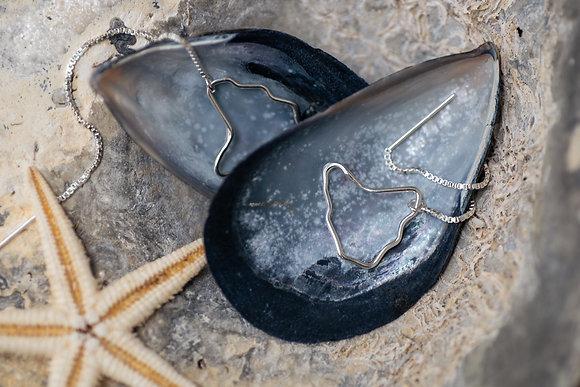 Tassie Threader Earrings