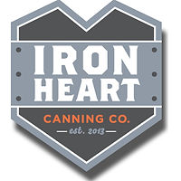 iron heart canning allied logo for membe