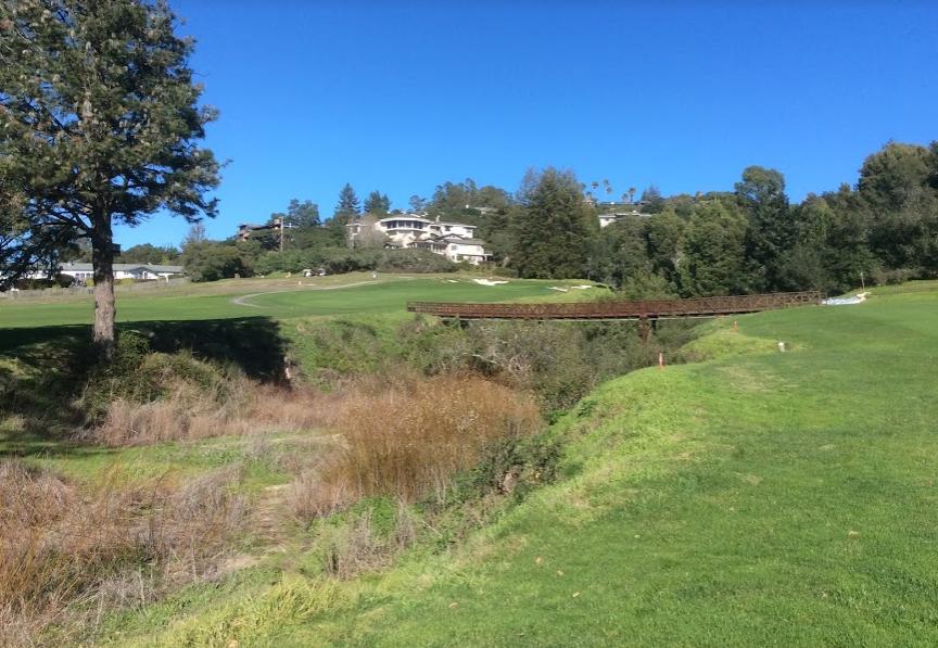 Pasatiempo golf club eleventh hole