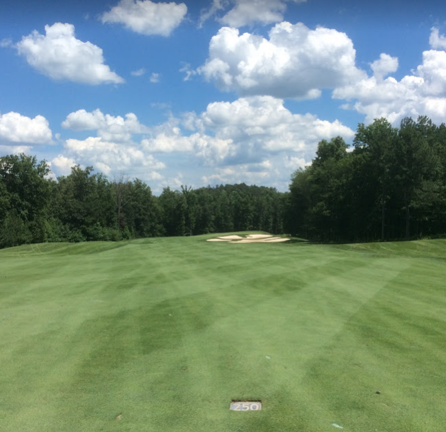 Spring Creek golf club  twelfth hole