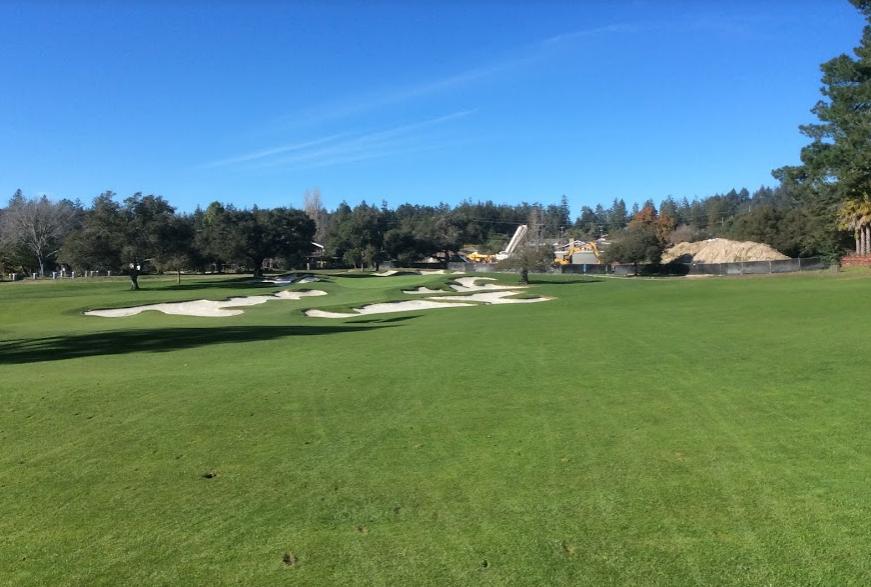 Pasatiempo golf club thirteenth hole