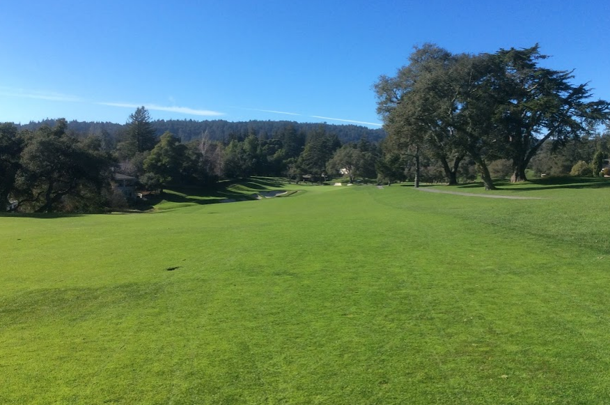 Pasatiempo golf club tenth hole