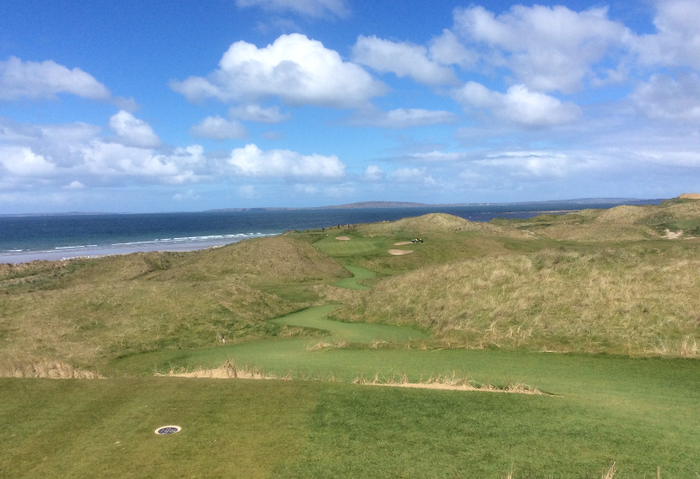 Ballybunion Golf Club- Old Course