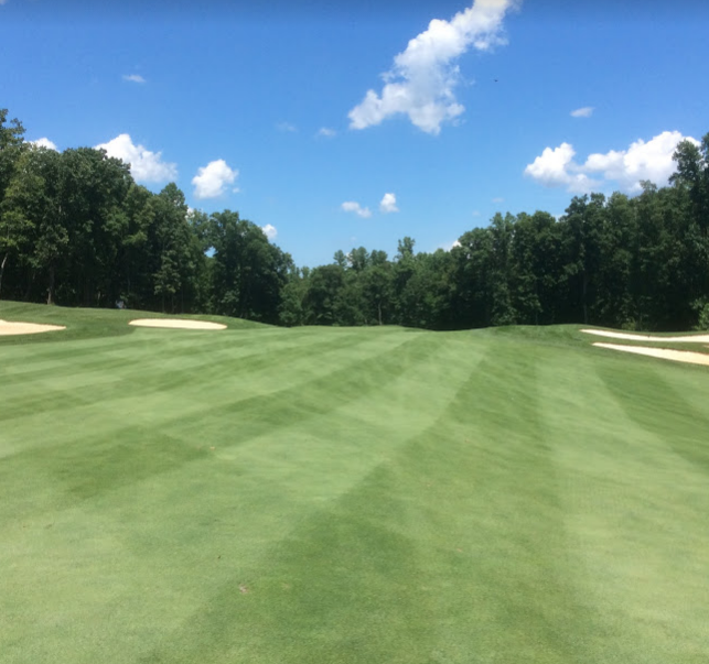 Spring Creek golf club  ninth hole