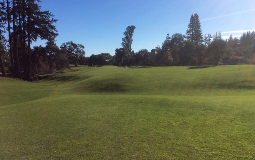 Pasatiempo golf club fourteenth hole