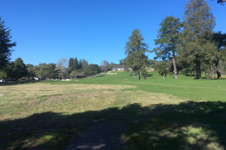 Pasatiempo golf club ninth hole