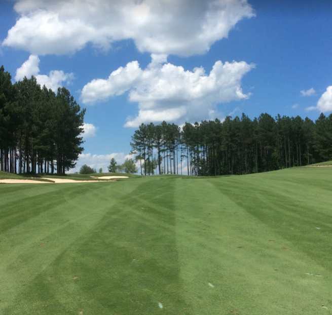 Spring Creek golf club  eleventh hole