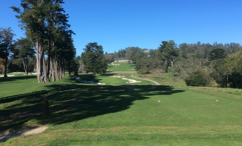 Pasatiempo golf club  eighth hole