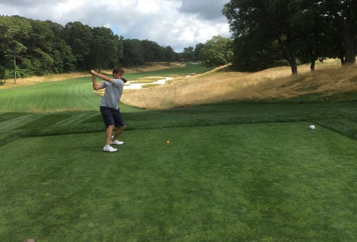 Bethpage--The Black Course