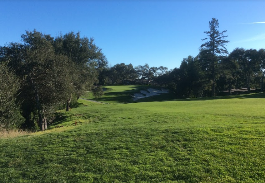 Pasatiempo golf club sixteenth hole