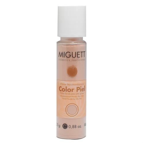 Polvos Minotraslúcidos Color Piel (20gr)