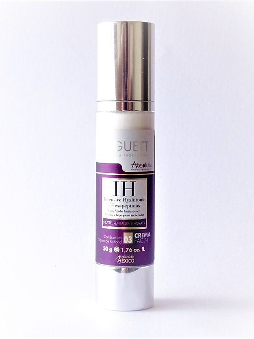 Intensive Hyaluronic Hexapeptidos (50gr)