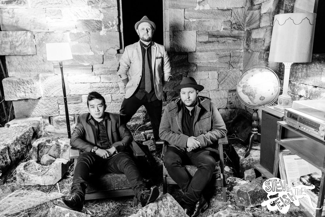 Steve The Fish Media - The David Andrew Trio