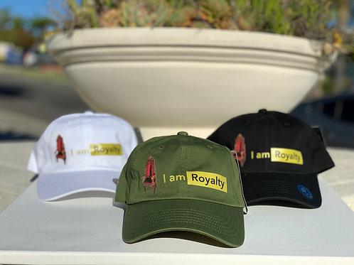 I am Royalty hat