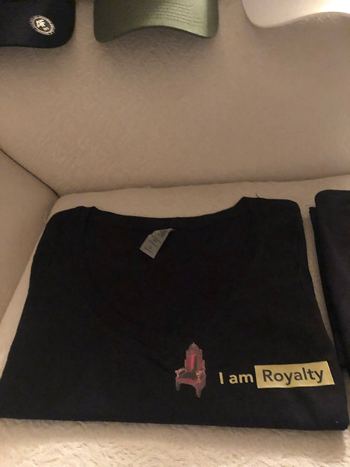 I am Royalt T-Shirt