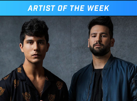 Artist Duo of the Week of 2/2/20: Dan & Shay