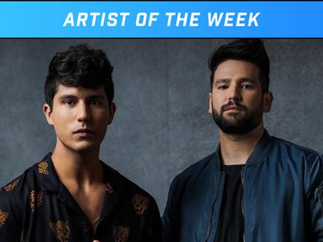 Artist Duo of the Week of 2/2/20: Dan & Shay