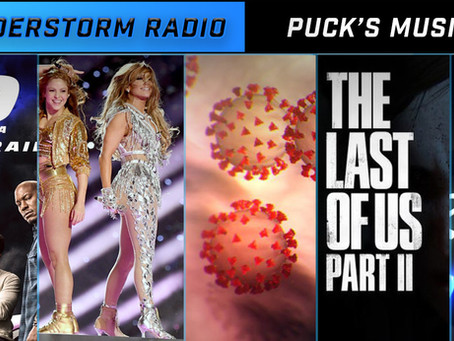 Puck's Musings: F9 Trailer, Halftime Controversy, Coronavirus, and more!