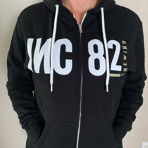 Zip up Hoodie Size S/L only  add comment for size