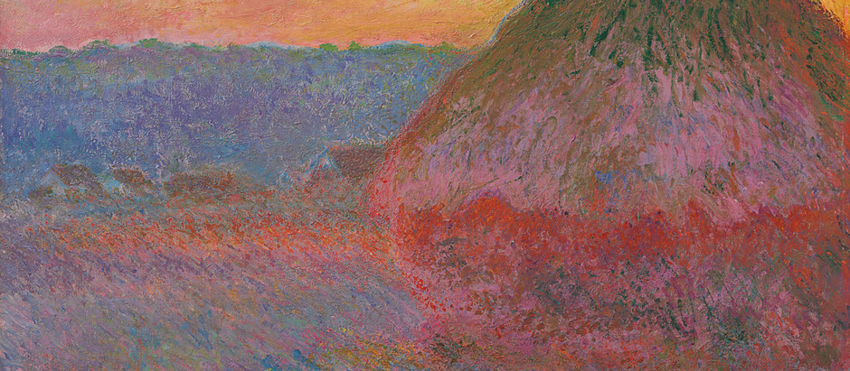 GALLERIES & MUSEUMS: Monet's Grainstack sells for $81,447,500