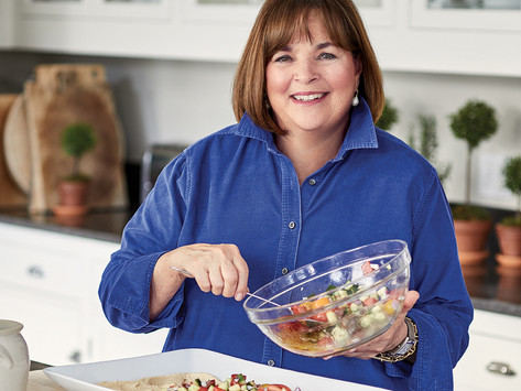 Celebrating the 10th book, Cooking for Jeffrey ~ A Barefoot Contessa Cookbook