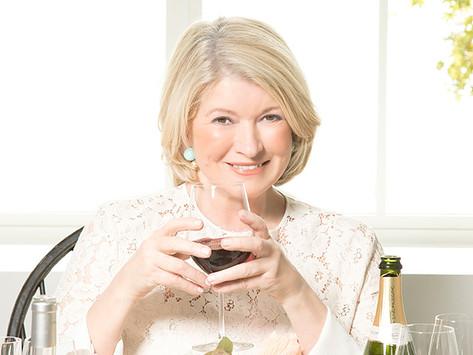 VINEYARDS: Martha Stewart launches online wine shop