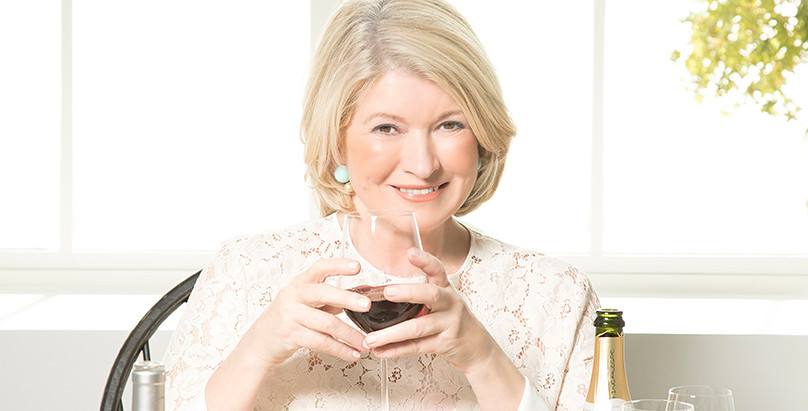 VINEYARDS: Martha Stewart launches online wine shop