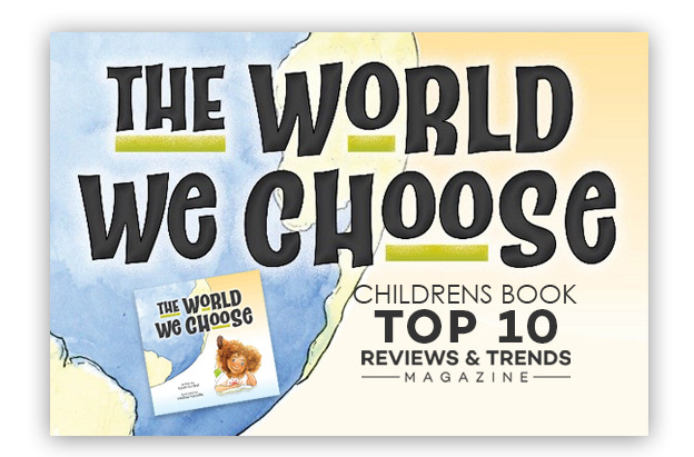 New Children's Book Highlights the Good in the World