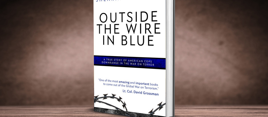 New Book Honors American Cops Who Fought in War on Terror