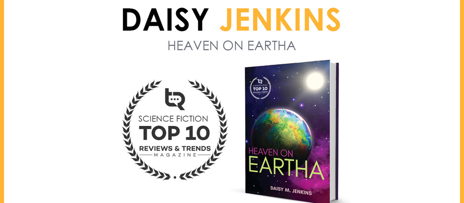 TOP 10   Jenkins Pens Novel that is 'Out of this World'