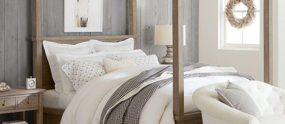 Pottery Barn inspires casual lifestyle