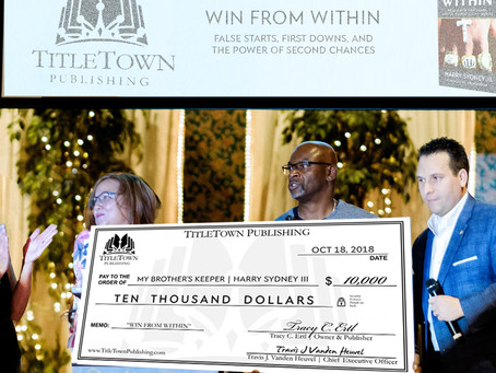 "TitleTown Announces New Release with a $10,000 Contribution to ""My Brother's Keeper"""
