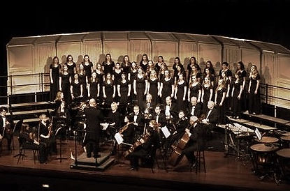 Cantamus at Festival of Choirs.