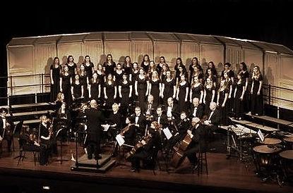 Cantamus at Festival of Choirs.